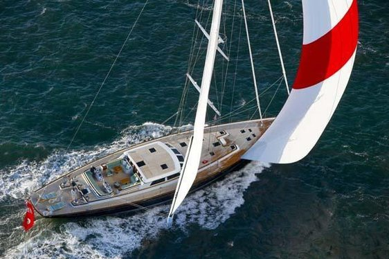 Luxury Sailing Yacht WHISPER Available to Charter in the Caribbean