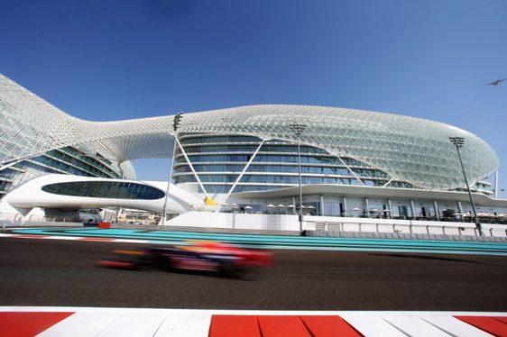 Abu Dhabi Grand Prix 2013 Yacht Charter