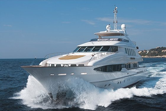 Superyacht 'Seven Sins' Special Offer in the Mediterranean