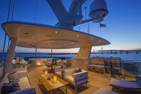 Virgin Islands charter special: superyacht 'Far Niente' announces discount
