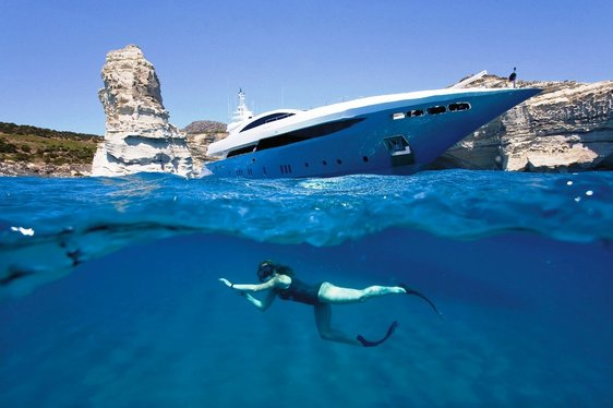 BARENTS SEA is ideal for enjoying the warm waters if the Mediterranean