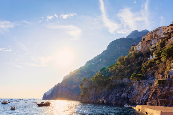 Discover the Amalfi Coast Yachting Itinerary