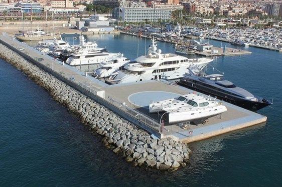 Marina Mataró Barcelona Opens for Business
