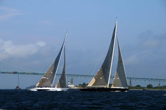 Newport Bucket Regatta