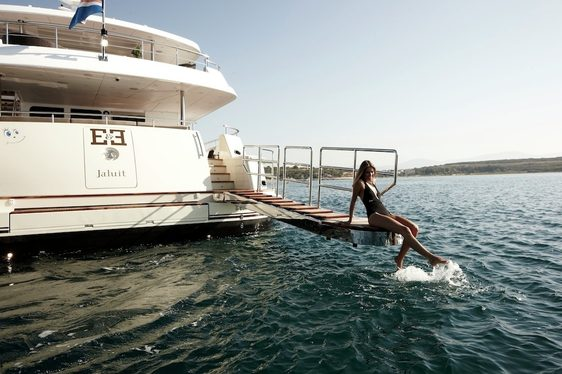 Superyacht 'E & E' Offers Special Charter Rate This August