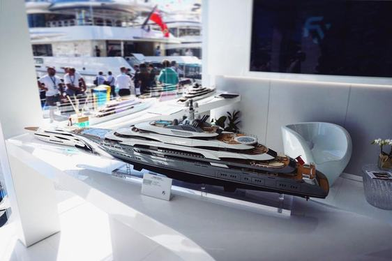 Best stand photos: Monaco Yacht Show 2018