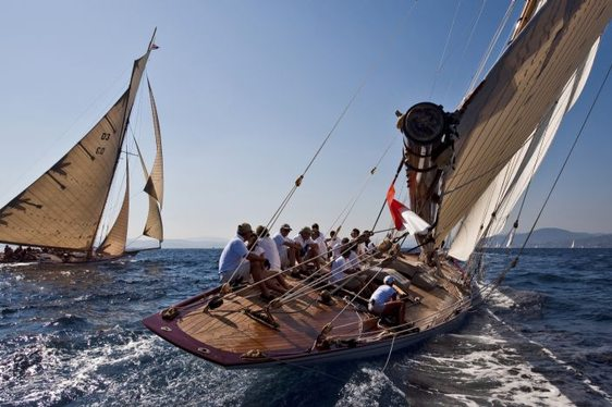 J-Class – the Ultimate Sailing Yacht Charter