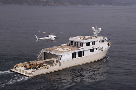 SuRi Offered For Charter