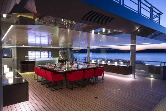 The charter yachts nominated for the 2020 BI Design & Innovation Awards