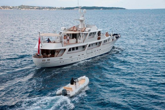 Motor Yacht LALIBELA Offers Reduced Rate for Event Charters in Cannes and Monaco