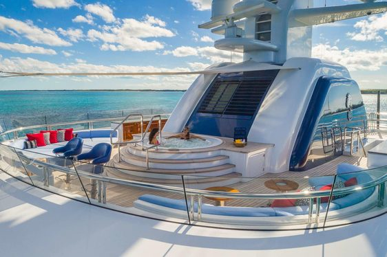 VIDEO: Experience a yacht charter vacation on board Lurssen superyacht 'Bella Vita'