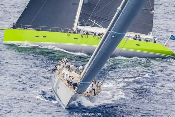 The Superyacht Regatta 2021