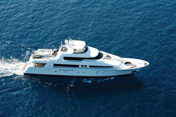 Superyacht 'Endless Summer' Offers Charter Deal in Greece