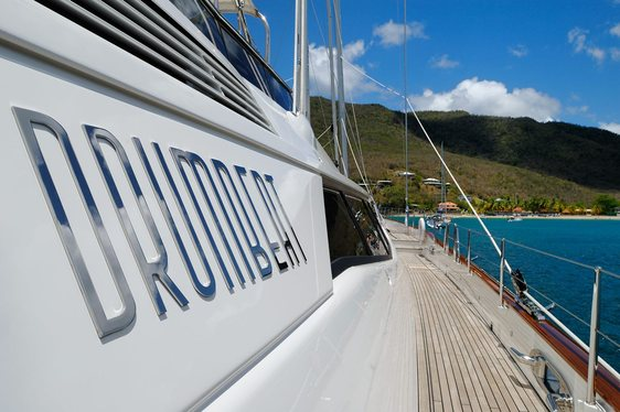Drumbeat Yacht Charter in exotic locations