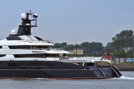 Oceanco's Superyacht Equanimity - What's in a Yacht's Name?