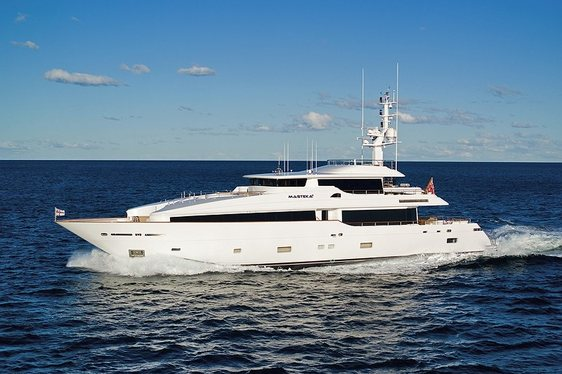 VIDEO: The Charter Experience on board Superyacht 'Masteka 2'