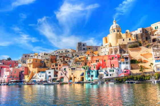 The Amalfi Coast & Aeolian Islands Yachting Itinerary