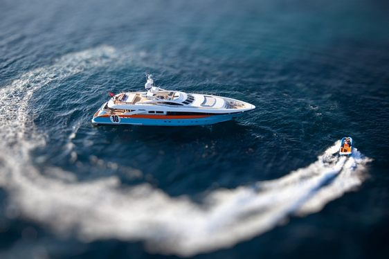 Turkey & Greece Yacht Charters on Motor Yacht AURELIA