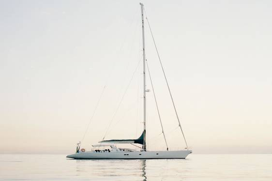 Sailing Yacht 'Susanne Af Stockholm' Acquiring Spanish Charter License For Summer