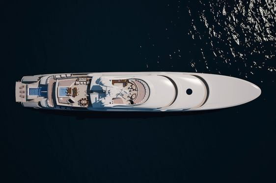 72m Axioma superyacht from Dunya now for charter