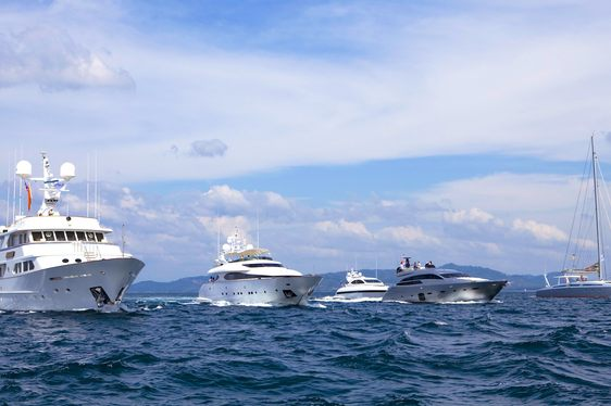 Asia Superyacht Rendezvous 2016
