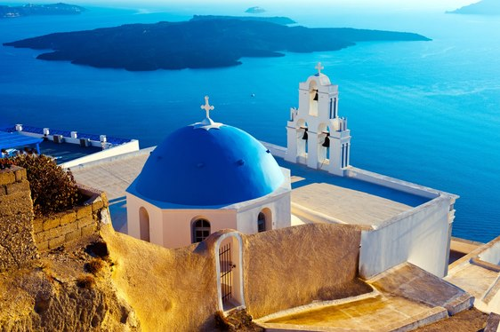 Santorini Destination Guide