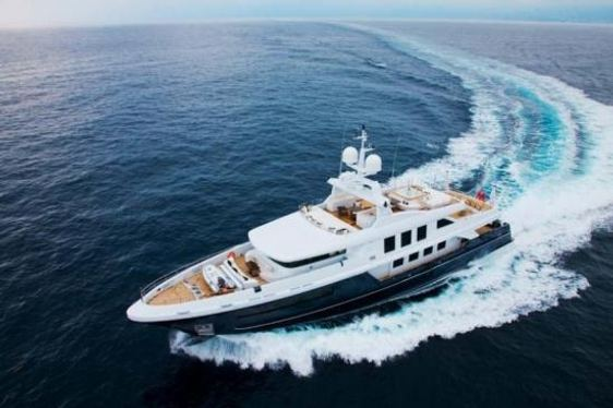 Superyacht NATORI Available for Event Charters in the West Mediterranean