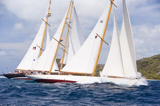 Antigua Classic Yacht Regatta 2017