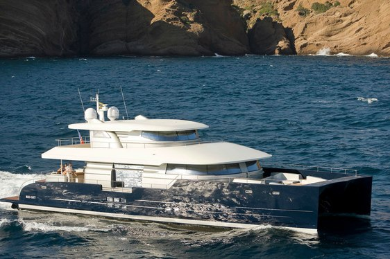 Luxury Motor Yacht BRADLEY Available in the Adriatic this Summer