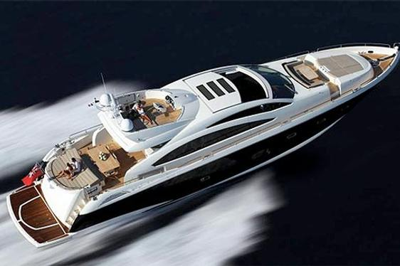Sunseeker Motor Yacht Skyfall Joins the Charter Fleet