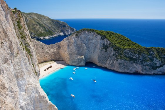 Ionian Islands & Corfu Escape Yachting Itinerary