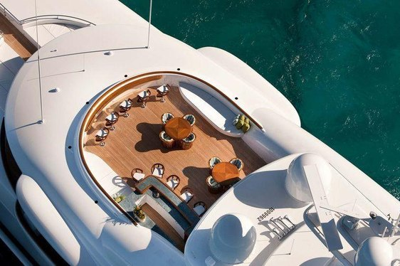 Video: Charter Yacht AQUILA Dazzles In Ibiza