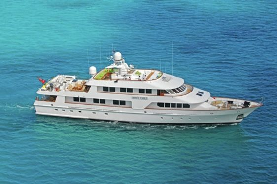 National Lottery Use Luxury Charter Yacht for Latest TV Advert