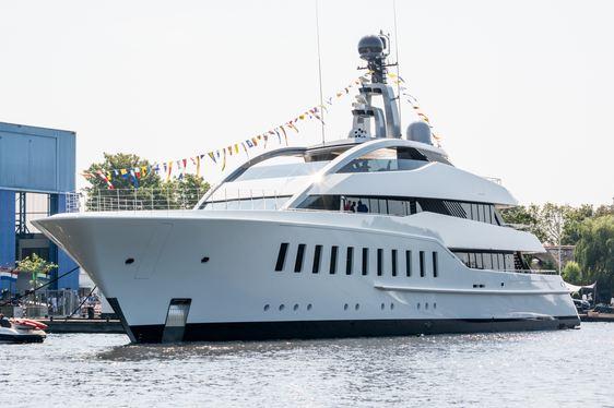 Feadship HALO Yacht