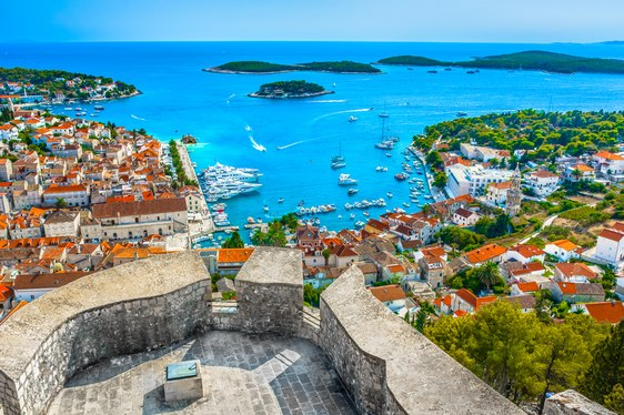 Island-Hopping around Croatia Yachting Itinerary