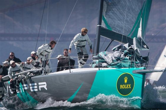 Rolex Big Boat Series 2013