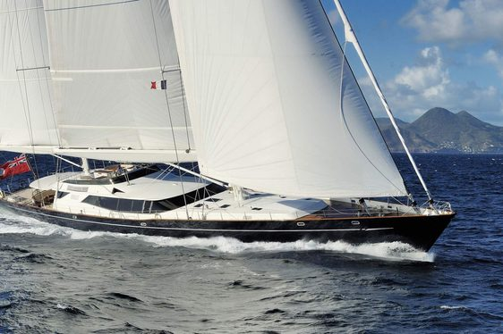 Drumbeat Charter Yacht has Extensive Charter Season