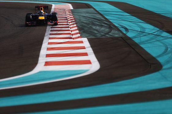 Abu Dhabi Grand Prix 2013