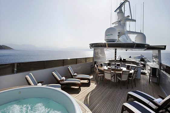 September Special Offer on Superyacht 'Ionian Princess'