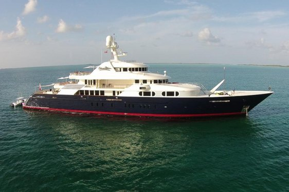Superyacht 'Cocoa Bean' To Attend MYBA Charter Show 2016 Ahead Of First Ever Summer In The Mediterranean