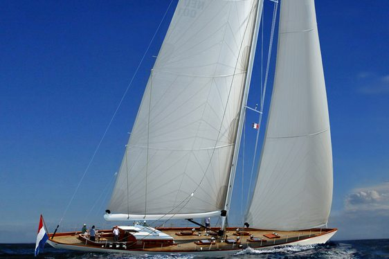 Caribbean charter special on board classic sailing yacht 'Aurelius 111'