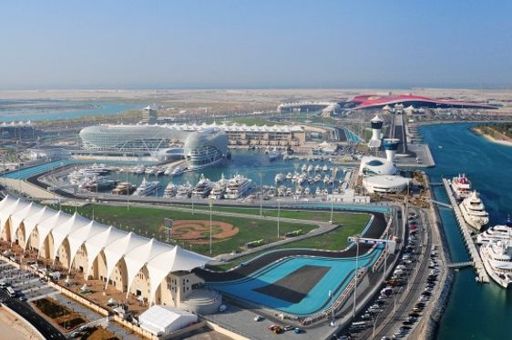 Superyachts Arrive in Yas Marina for Abu Dhabi Grand Prix 2015