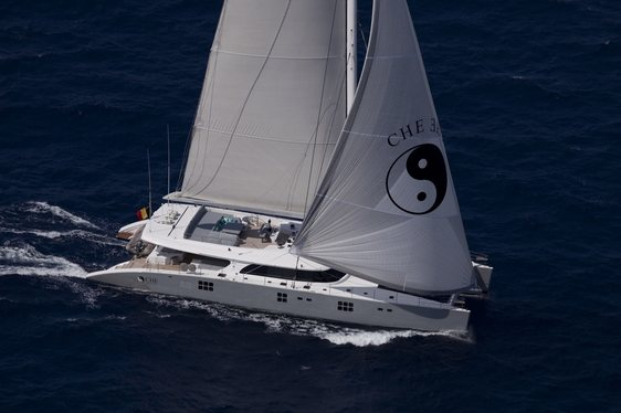 Sailing Yacht CHE Offering Mediterranean Charters this Summer
