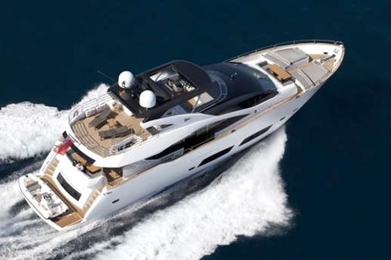 Charter Ibiza in Style on board M/Y 'Play the Game'