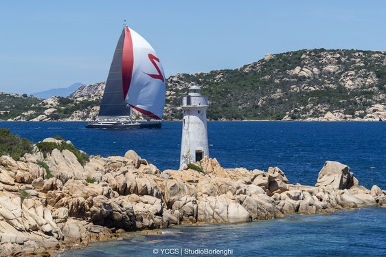 Loro Piana Superyacht Regatta 2019