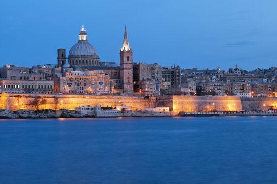 VIDEO - World-Class Grand Harbour Marina, Malta