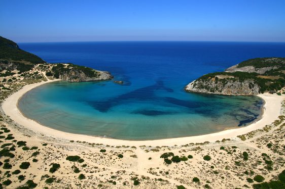 Explore the Mythical Peloponnese on a 14-day Charter Itinerary