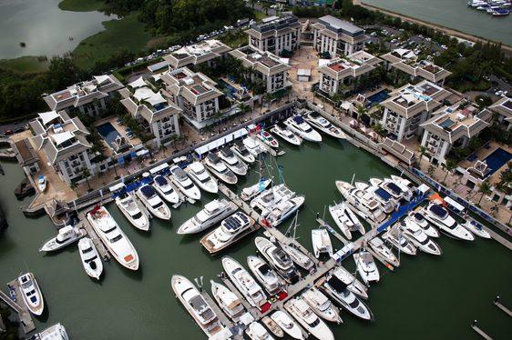 Phuket Boat Show 2016 (PIMEX)