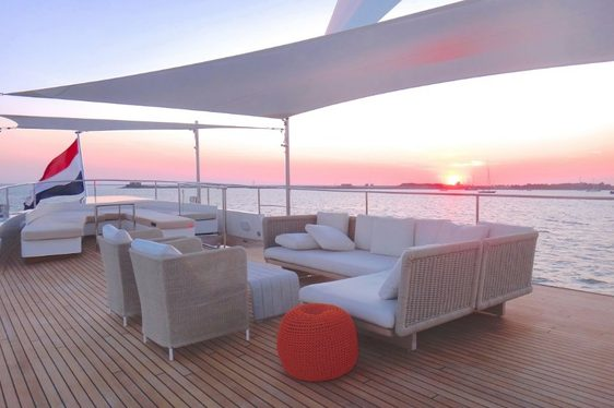 SULTANA Introduces New Daily Charter Rates for Cannes Film Festival & Monaco Grand Prix