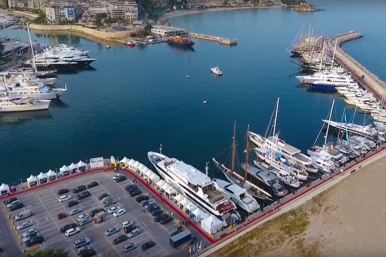 East Med Yacht Show 2018